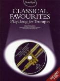 CLASSICAL FAVOURITES PLAYALONG FOR TROMPETA + CD