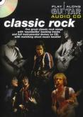 CLASSIC ROCK PLAY ALONG CD + PARTITURA TAB