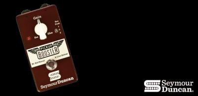 PEDAL SEYMOUR PICKUP BOOSTER